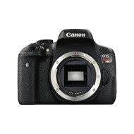 Canon EOS Rebel T6I Digital SLR Body Only Wi-Fi Enabled Camera Black T - EE737774