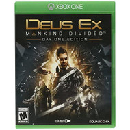 Deus Ex: Mankind Divided For Xbox One - EE737784