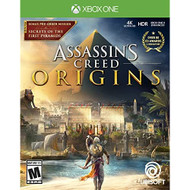 Assassin's Creed Origins Standard Edition For Xbox One Shooter - EE737811