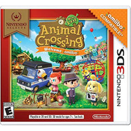 Nintendo Selects: Animal Crossing: New Leaf Welcome Amiibo No Card - EE737821