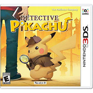 Detective Pikachu Nintendo For 3DS - EE737967