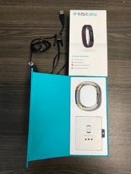 Fitbit FB406PMS Alta Fitness Tracker Plum Small 5.5 - 6.7 Inch - EE737403