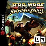 Star Wars Episode I: Jedi Power Battles For Sega Dreamcast - EE621331