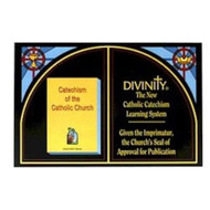 Divinity The Catholic Catechism Learning System Toy Complete - EE738079