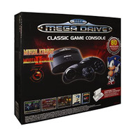 Sega Classic Game Console With 80 Games Video Game Black Home NIJ536 - EE738259