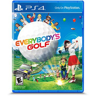 Everybody's Golf For PlayStation 4 - EE738294