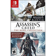 Assassin's Creed: The Rebel Collection For Nintendo Switch - EE738313