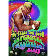 20 Years Too Soon The Superstar Billy Graham Story WWE On DVD With - EE738328
