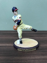 2005 Cleveland Indians Bob Feller BD&A Sugardale Figurine Toy WGR252 - EE737423