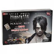 Criss Angel Mindfreak Platinum Magic Kit Magician Show Set 250 Tricks - EE738535
