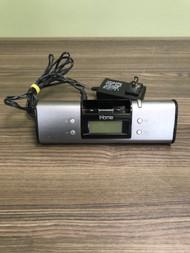 iHome IH16 30-PIN iPod Speaker Dock Silver Audio IH16 - EE738561