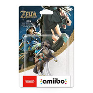 Link Rider Amiibo The Legend Of Zelda: Breath Of The Wild Collection - EE738571