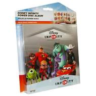 PDP Disney Infinity Power Disc Album Gray Carrying CFU625 Grey - EE738581