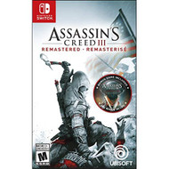Assassin's Creed III: Remastered For Nintendo Switch - EE738760