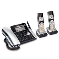 AT&T CL84215 DECT 6.0 Expandable Cordless Phone System W/digital - EE738765