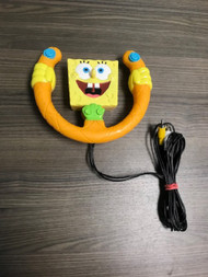 TV Games Spongebob Motion Video Game Console Yellow Handheld PVS162 - EE738785