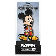 Figpin Disney Kingdom Hearts: King Mickey Collectible Pin With Premium - EE738836