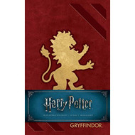Harry Potter: Gryffindor Hardcover Ruled Journal Red TSQ520 - EE738856
