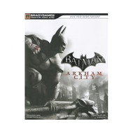Batman: Arkham City Batman Arkham City Paperback Strategy Guide - EE738875