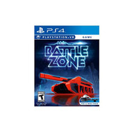 Battlezone PlayStation VR For PlayStation 4 PS4 Shooter - EE738901