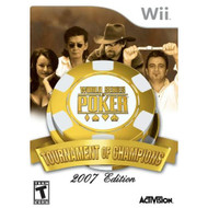 World Series Of Poker: Tournament Of Champions For Wii - EE738943