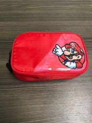 Super Mario Themed Soft Nylon Carrying Case For 3DS Red XKT460 - EE738961