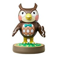 Blathers Amiibo Animal Crossing Series For Nintendo Switch Figure - EE738986