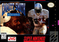 Emmitt Smith Football Nintendo Super NES For Super Nintendo SNES - EE739004