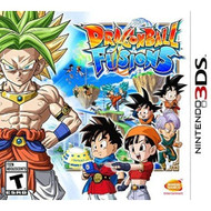 Dragon Ball Fusions Nintendo For 3DS RPG - EE739099