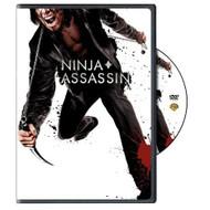 Ninja Assassin On DVD With Rain - EE739131