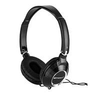 Emerson EM897S Stereo Headphones Earphones Black Ear-Pad On - EE739136