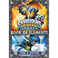 Book Of Elements: Fire And Water Skylanders Universe Strategy Guide - EE739260
