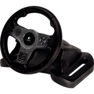 Logitech Driving Force Wireless For PS3 PS3 For PlayStation 3 Black - EE739282