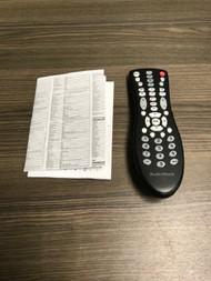 Radioshack Universal Remote Control Model 15-303 Black - EE739366