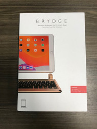 Brydge 10.2 Wireless Keyboard Compatible With iPad 7th Gen 2019 And  - EE739434