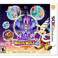 Disney Magical World 2 Nintendo For 3DS - EE739450