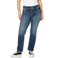 Wallflower Women's Instastretch Luscious Curvy Bootcut Jeans Heidi 3 - EE739607