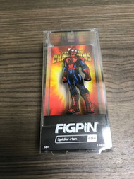 Figpin Spider-Man 494 Collectible Pin With Premium Display Case Toy - EE739612