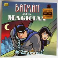 Batman And Magician Golden Books By Golden Books Book - EE739659