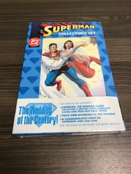 Superman Set The Wedding Of The Century Comic Book - EE739673