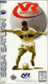 VR Soccer: For Sega Saturn Vintage - EE739869