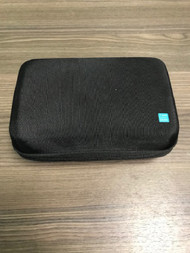 Nintendo XL Black And Blue Hard Shell Nylon Travel Case Holds 16 Game - EE740030