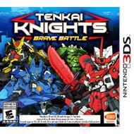 Tenkai Knights: Brave Battle Nintendo For 3DS Fighting - EE740109