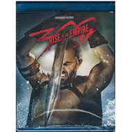 300: Rise Of An Empire Blu-Ray On Blu-Ray With Sullivan Stapleton - EE740136