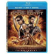 Gods Of Egypt Blu-Ray On Blu-Ray With Butler Gerard - EE740170