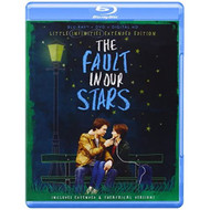 Fault In Our Stars Blu Ray On Blu-Ray - EE740174