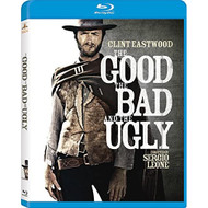 The Good The Bad And The Ugly Blu-Ray On Blu-Ray With Clint Eastwood - EE740175