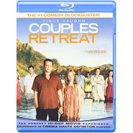 Couples Retreat Blu-Ray On Blu-Ray With Vince Vaughn Comedy - EE740177