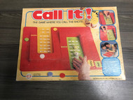 Call It! The Game Where You Call All The Shots By Ideal Games Board - EE740270