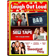 Bad Teacher 2011 / Sex Tape / Sweetest Thing The Vol Set On DVD With - EE740358